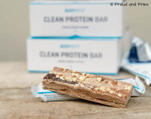 Review- Clean protein bars | Freud and Fries