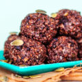 Double chocolate energy balls | Freud and Fries