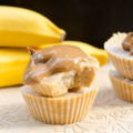 Peanut butter banana cups | Freud and Fries