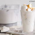 Salted caramel protein fluff | Freud and Fries